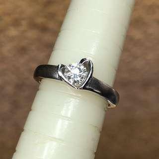 18kt diamond ring 鑽石戒指