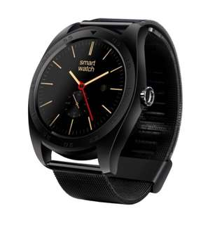 Classic Design Smart Watch for iOS/Android