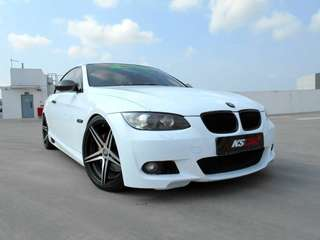 BMW 335i Convertible Auto