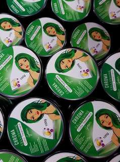 Chroma celloshine hair color treatment