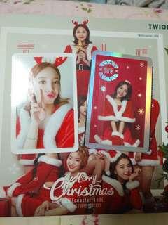 Twice 聖誕 nayeon