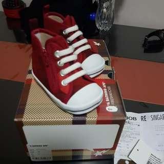 BNIB Bape baby shoe