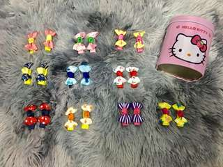 BN Girl's Hair Clips