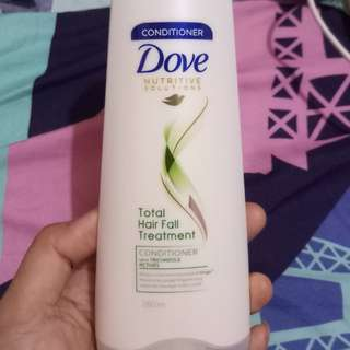 Dove conditioner Baru