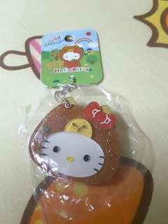 Hello Kitty 匙扣鏡仔