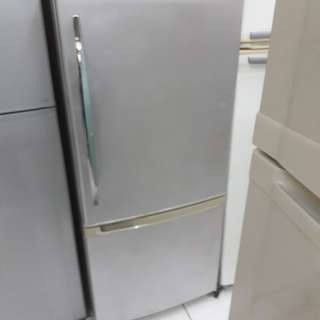 Panasonic double Fridge 2door freezer. 95%ok Good condition one month warntey 01133530275 call me WhatsApp