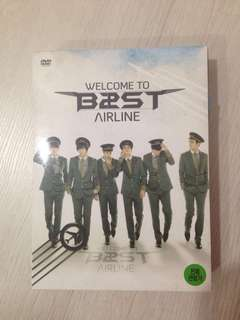[Official] BEAST 1st Concert Welcome To Beast Airline