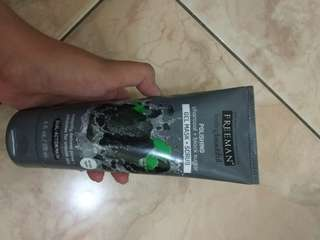 Freeman Polishing Charcoal + Black Sugar Gel Mask + Scrub