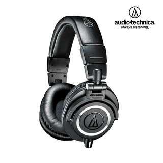 Audio Technica ATH-M50x 英國直送  1年保養