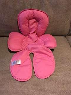 Stroller seat pillow