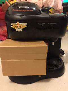 DeLonghi coffee machine 咖啡機