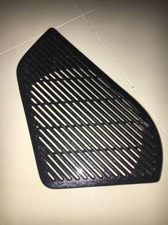 Honda Civic EG6 Door side speaker cover panel