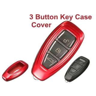 Ford Fiesta Silicone / Plastic  Car key casing cover