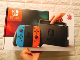 Switch 全新