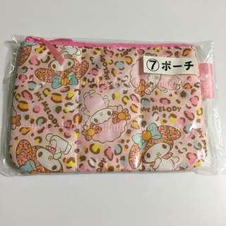 Japan Tokyo Sanrio My Melody MM 化妝袋