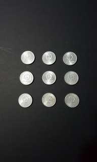 中华人民共和国菊花1角硬币