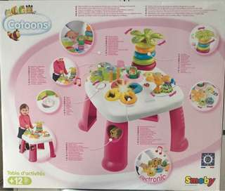 Activities Table from Europe for your little girl..!