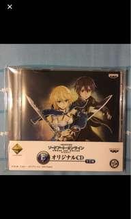 刀劍神域 CD