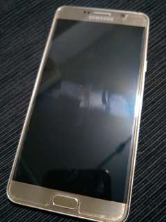 Samsung Note 5 64GB Gold colour