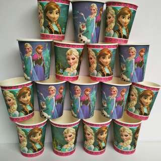 FROZEN Cups (Pack of 10)