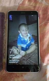 Nokia lumia 1320 ram 1gb windows phone tablet 6inchi