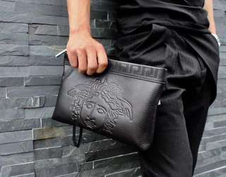 Versace man clutch