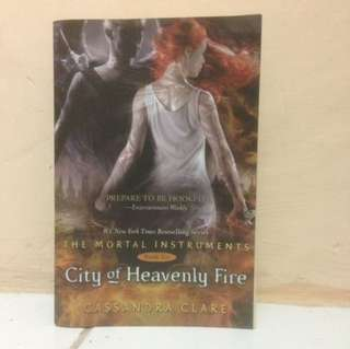 The Mortal Instruments - City of Heavenly Fire #6