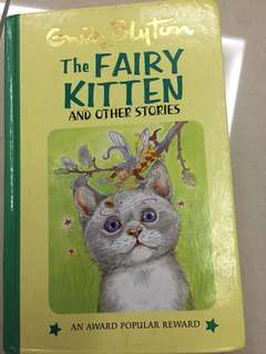 The Fairy Kitten and other stories by Enid Blyton