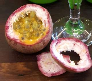 Passion Fruits Enzymes Juices