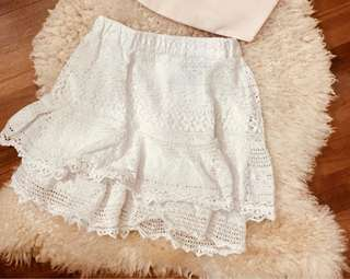 H&M Lacey Skirt