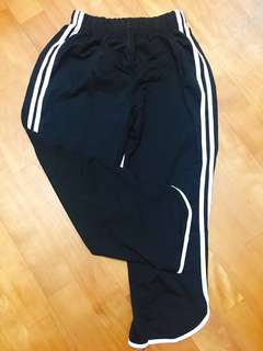 🚚 條紋運動褲