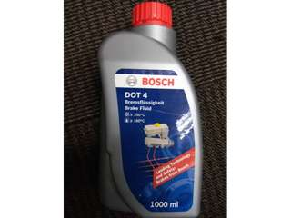 BOSCH Brake Fluid Dot 4 1L
