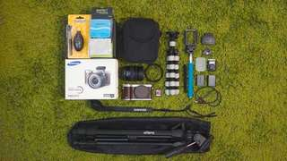 Samsung NX300 (連18-55mm Kit Lens) Full Set