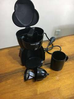 Black & Decker Single Cup Coffee/Tea Machine