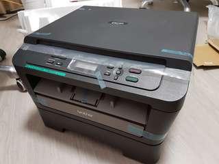 Laser Printer Old (monochrome)