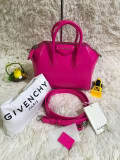 unused givenchy micro