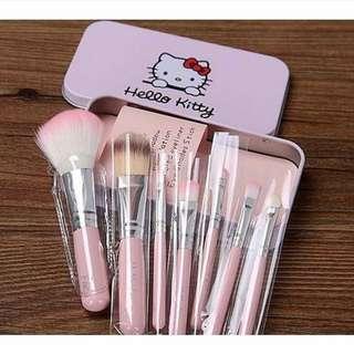 Hello Kitty Brush Makeup