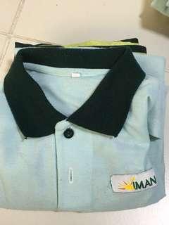 Iman Kindergarten uniform Sz L
