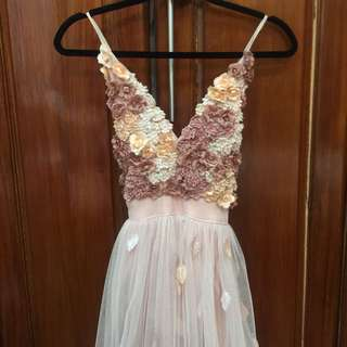 Style Staple Customized Gown