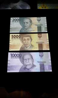 Indonesia Banknotes
