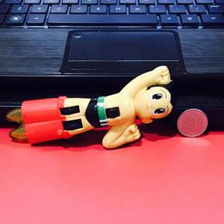 Astro Boy Friction Action Toy