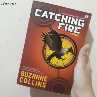 Catching Fire #2
