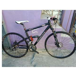PROGRESSIVE ALLOY MT. BIKE (FREE DELIVERY AND NEGOTIABLE!)