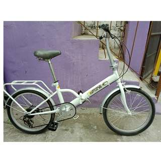 TOP 1 FOLDING BIKE (FREE DELIVERY AND NEGOTIABLE!)