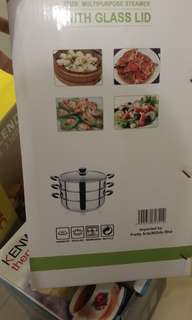 Multi purpose Food Steamer