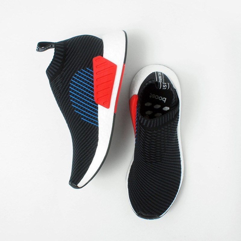 df9509639 Adidas NMD CS2 PK (Black Carbon   Red)