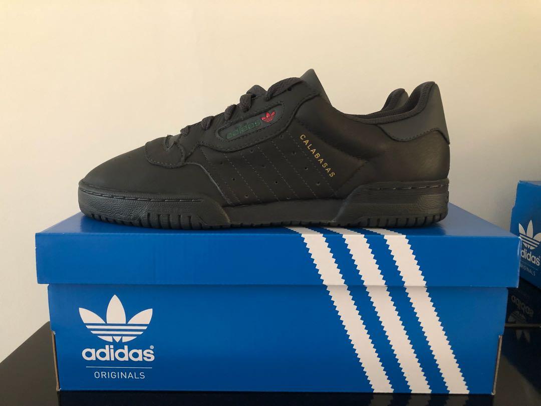 dcef234cfc666 Adidas Yeezy Powerphase Calabasas