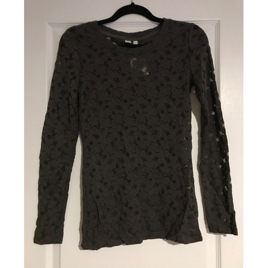 Anthropologie Lace top brand new with tags