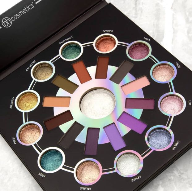 Zodiac 25 Color Eyeshadow And Highlighter Palette by BH Cosmetics #17