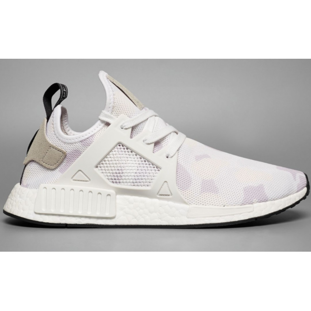 5817226990c7c Authentic NMD XR1 Duck Camo White